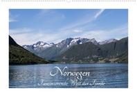 Norwegen - Faszinierende Welt der Fjorde (Wandkalender 2022 DIN A2 quer)