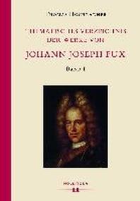 Thematisches Verzeichnis der Werke von Johann Joseph Fux