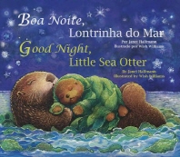 Good Night, Little Sea Otter (Port/Eng)