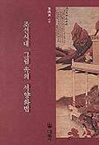 조선시대 그림 속의 서양화법