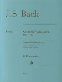 바흐/골드베르크 변주곡(1159)