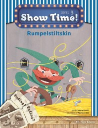 Show Time! Level 3: Rumpelstiltskin 세트(SB+WB)