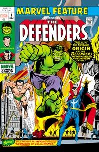The Defenders Omnibus Vol. 1