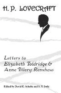 Letters to Elizabeth Toldridge and Anne Tillery Renshaw