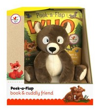 Who Gift Set [With Plush Toy]