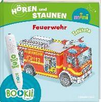 BOOKii? Hoeren und Staunen Mini Feuerwehr