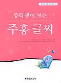 주홍글씨(중학생독후감필독선 8)
