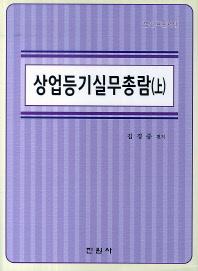 상업등기실무총람(상)