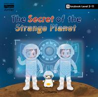 Coding Storybook Level2-11. The Secret of the Strange Planet