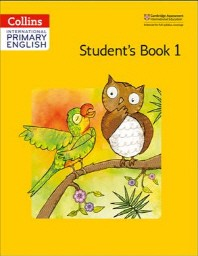 Collins International Primary English - Cambridge Primary English Student's Book 1