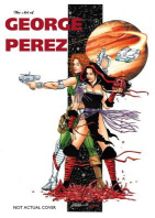 Art of George Perez S&n Limited Edition