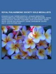 Royal Philharmonic Society Gold Medallists