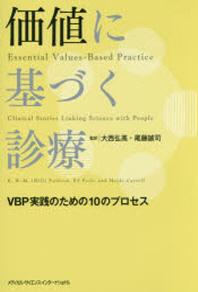 價値に基づく診療 VBP實踐のための10のプロセス