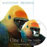 노부영 앤서니브라운 One Gorilla (원서 & CD)