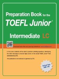 Preparation Book for the TOEFL Junior Test LC: Intermediate