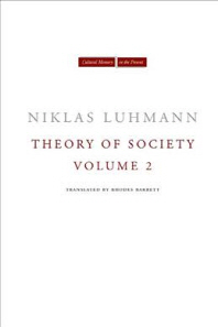 Theory of Society, Volume 2