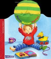 Mein lustiges Fuehlbuch: Meine bunten Sachen