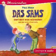 Das Sams darf sich was wuenschen und eine weitere Geschichte (CD)