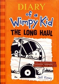 Diary of a Wimpy Kid #9 : Long Haul