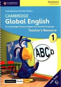 Cambridge Global English Stage 1 Teacher's Resource with Cambridge Elevate
