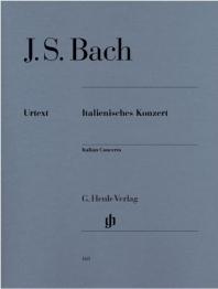 바흐/이탈리안 협주곡(160)