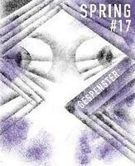 SPRING #17: Gespenster