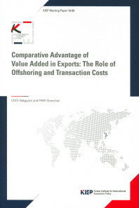 Comparative Advantage of Value Added in Exports: The Role of Offshoring and Transaction Costs