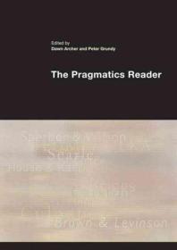 The Pragmatics Reader
