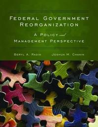 Federal Government Reorganization