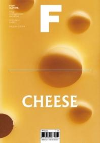 매거진 F(Magazine F) No.2: 치즈(Cheese)(영문판)