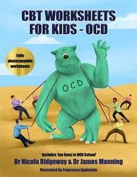 CBT Worksheets for Kids - OCD