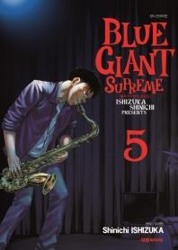 블루 자이언트 슈프림. 5
