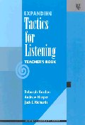 EXPANDING TACTICS FOR LISTENING(T/B)