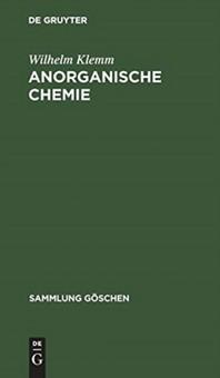 Anorganische Chemie