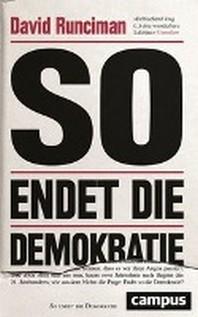 So endet die Demokratie
