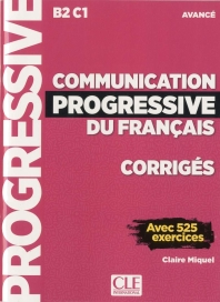 Corriges Communication Progressive Du Francais Avance Nc
