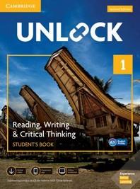Unlock. 1 Reading, Writing Critical Thinking Student book