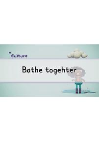 Bathe Together