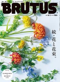 브루터스 BRUTUS 2021.06.01 (續 : 花と花束)