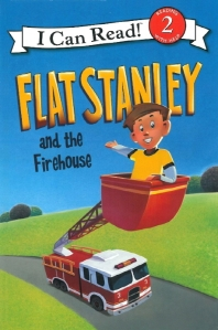 Flat Stanley and the Firehouse (Book+Audio CD)