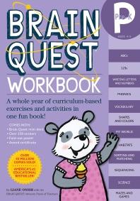 Brain Quest Pre-K Workbook [With Stickers]