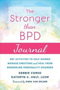 The Stronger Than Bpd Journal