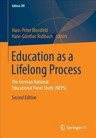 Education as a Lifelong Process