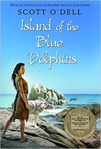 Island of the Blue Dolphins (1961 Newbery Award Book)