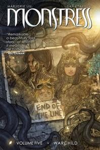 Monstress Volume 5