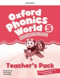 Oxford Phonics World. 5 Teacher's pack