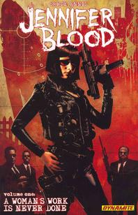 Garth Ennis' Jennifer Blood Volume 1