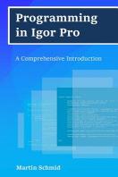 Programming in Igor Pro