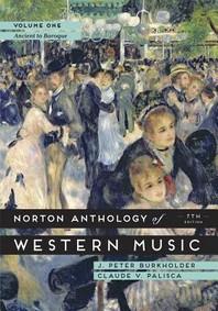 The Norton Anthology of Western Music, Volume 1
