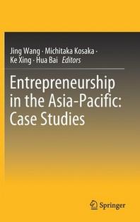 Entrepreneurship in the Asia-Pacific